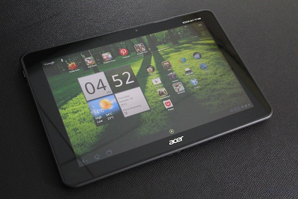 Acer ICONIA A700 Review 007