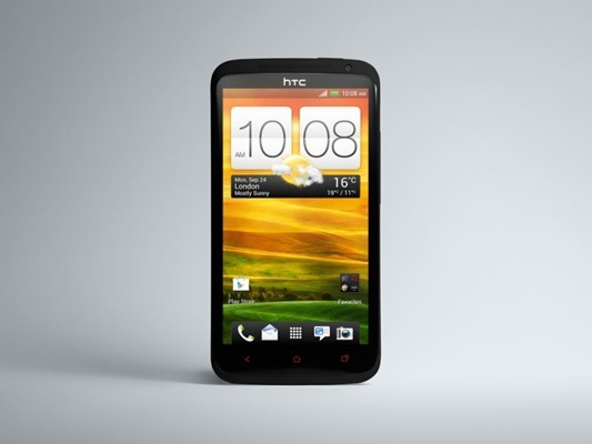 HTC One X Global Front_575px