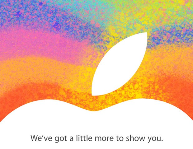 Apple ประกาศอย่างเป็นทางการ เตรียมจัดงาน 23 ตุลาคมนี้ คาดเปิดตัว iPad Mini