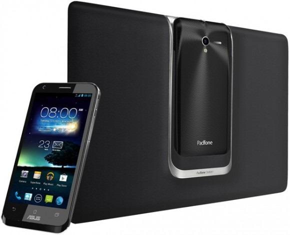 Asus เผยราคา PadFone 2 มีทั้งขายเเยกเเละรวม เตรียมเข้าประเทศไทยธันวาคมนี้