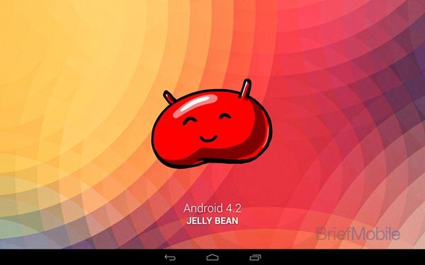 ปรากฏภาพตัวสมบูรณ์ของ Android 4.2 ยังใช้ชื่อ Jelly Bean