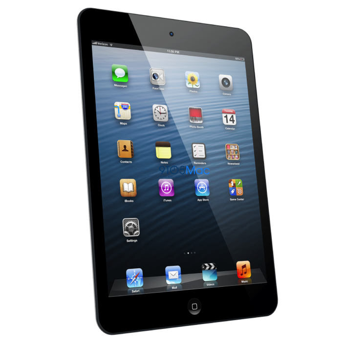 รายงานเผย Apple สั่งผลิต iPad Mini กว่าสิบล้านเครื่อง หวังโค่น Kindle Fire ช่วงปลายปีนี้