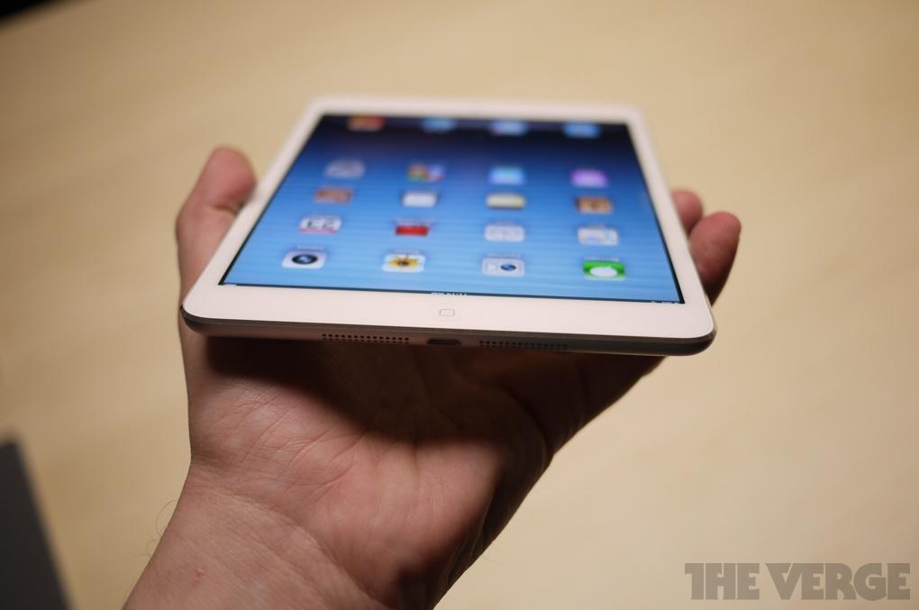 สรุป Hands-on iPad mini จากสื่อต่างประเทศที่ได้ลองจับของจริงแล้ว