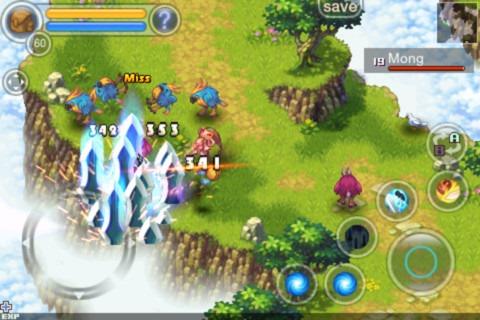 Epic Hearts เกมเเอคชัน RPG ใหม่สไตล์ Zenonia