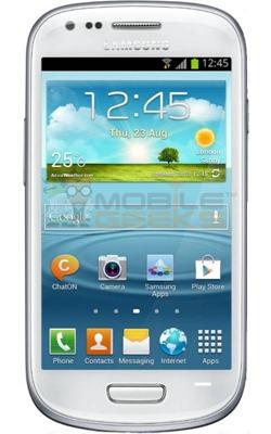 หลุดเกือบทางการ Samsung Galaxy S III mini : ดูอัลคอร์ จอสี่นิ้ว มากับ Android 4.1 Jelly Bean