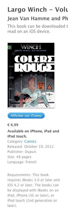 iTunes หลุดโชว์ชื่อ iBooks 3.0 ที่คาดว่าจะมีการเปิดตัวพร้อม iPad Mini ในสัปดาห์หน้า
