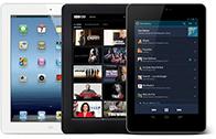 ส่วนเเบ่งตลาดเเท็บเล็ต Android โตขึ้น 14% ทำ iPad ส่วนเเบ่งตกเหลือระดับ 50% เป็นครั้งเเรก