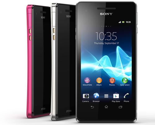 Sony เลื่อนวางจำหน่าย Xperia V ไปปีหน้า รอมาพร้อมกับ Jelly Bean
