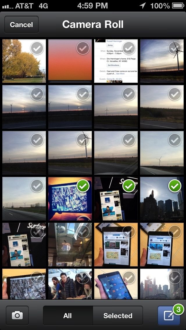 แอพ Facebook สำหรับ iOS ได้อัพเดต ผู้ใช้สามารถใส่ฟิลเตอร์ก่อนอัพรูปได้แล้ว