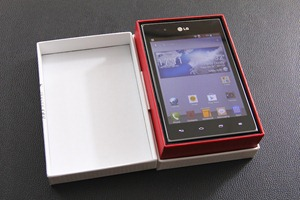 LG Optimus VU Review 002
