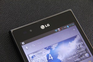 LG Optimus VU Review 007