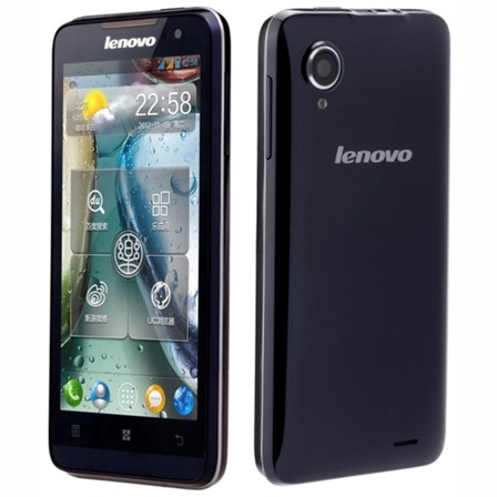 เเข่งกันอึด Lenovo P770 พกเเบตมาถึง 3,500 mAh
