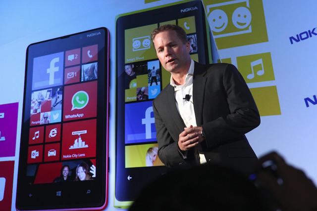 Nokia Lumia 920 - 820 069