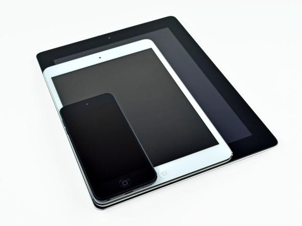 iPad mini ถูกแงะแล้ว พบลำโพงมาคู่แบบ Stereo จริง ส่วนจอแยกชิ้นมาเช่นเดิม