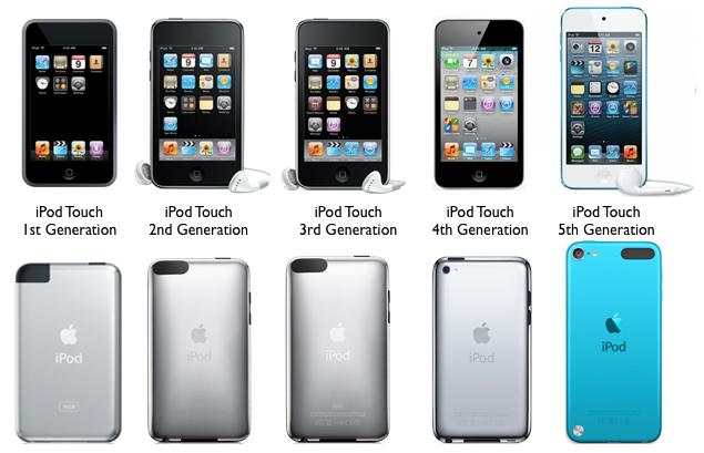 รีวิว iPod Touch Gen 5 : อุปกรณ์ที่ต่างจาก iPhone 5 แค่เรื่องการโทร