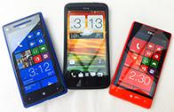 เอชทีซีขนทัพสมาร์ทโฟนพาเหรดเข้าร่วมงาน Commart 2012
