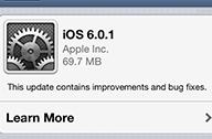 thumb ios 6 0 1 update