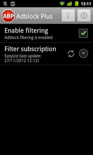 บล็อกโฆษณาให้เหี้ยน ด้วย Adblock Plus บน Android - Specphone