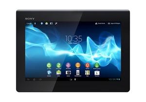 Sony Xperia Tablet S วางจำหน่ายเเล้วในประเทศไทย 16 GB 3G ราคาที่ 17500 บาท