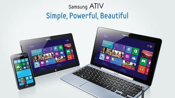 Samsung เปิดตัวราคา ATIV S อยู่ที่ 18,000 บาท ส่วน ATIV Tab ที่ 22,000 บาท เเบบไม่รวมเเว็ต