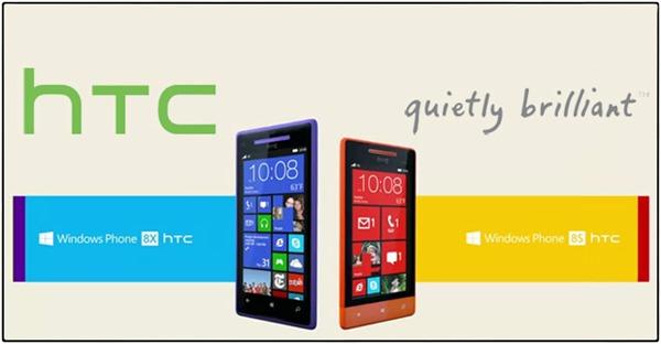 HTC ยอดขายเพิ่มขึ้นเป็นครั้งเเรกในหลายไตรมาส หลังวางจำหน่าย Windows Phone 8
