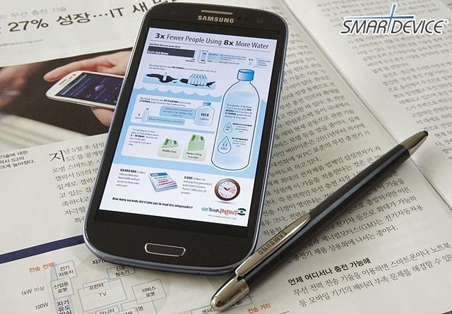 ลือ Samsung Galaxy S IV มาพร้อมกับปากกา S Pen เปิดตัวไวกว่าเดิมเป็นเดือนเมษายน
