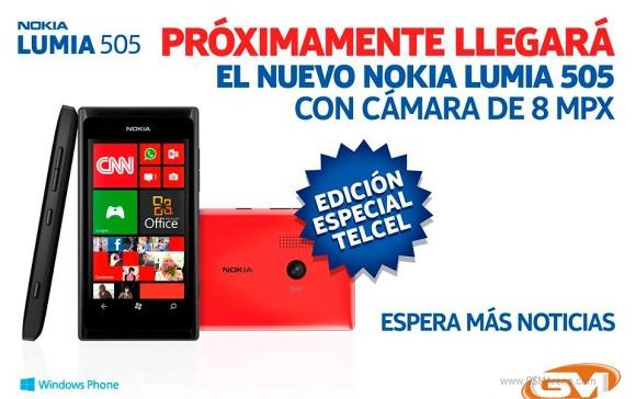 หลุด Nokia Lumia 505 ราคาประหยัดใช้ Windows Phone 7.8 เเต่กล้อง 8 ล้าน