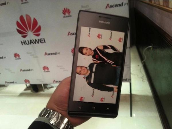 มันใช่เหรอ Huawei เตรียมออกมือถือหน้าจอ 8.5 นิ้ว?