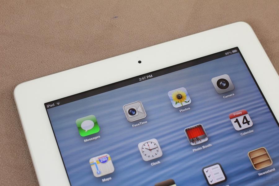 iPad with Retina Display iPad 4 Review 0051