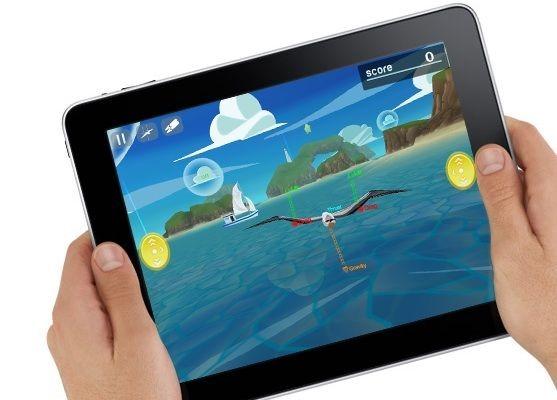 iPadAERO3D