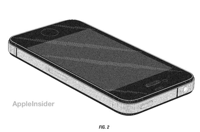 Apple ได้รับสิทธิบัตรการออกแบบ iPhone และ iPad ซึ่งมีชื่อของ Jobs กับ Ive เป็นผู้ร่วมสร้างด้วย