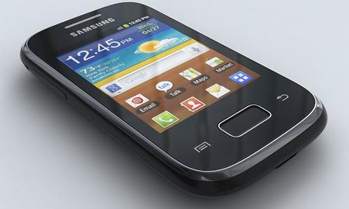 Samsung ใกล้เปิดตัว Galaxy Pocket Plus เหมือนเดิมเกือบทุกอย่างเเต่เป็น Android 4.0