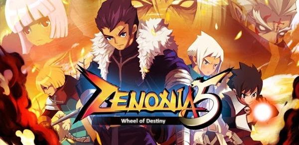 ร่วมกลับไปปกป้องโลกอีกครั้งกับ Zenonia 5