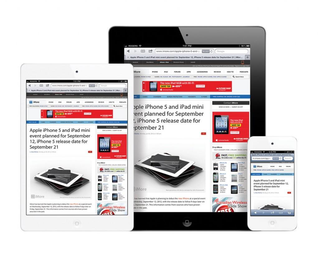 ยอดขาย iPad mini ในไต้หวันสูงกว่า iPad รุ่นปกติถึง 4 เท่า