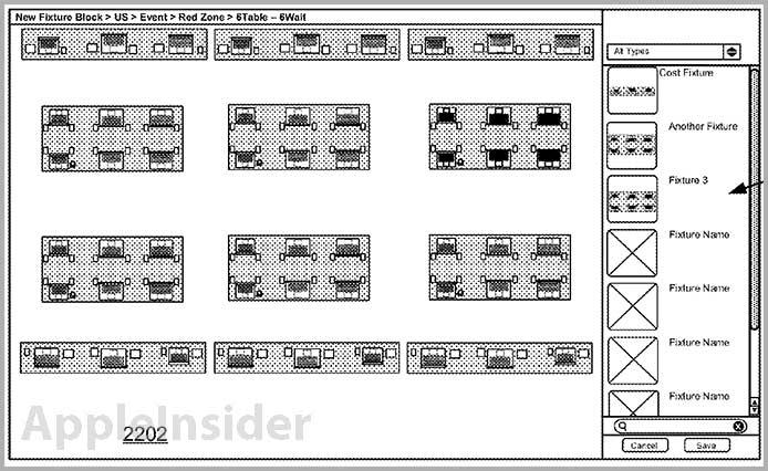 Apple จดสิทธิบัตรระบบดูแลจัดการเครื่องเดโมทั่วโลกจากส่วนกลาง พร้อมแปลนจัดการร้าน Apple Store