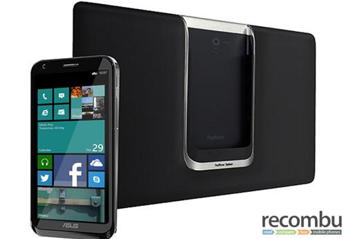 Asus เตรียมร่วมวงทำ Windows Phone คาดอาจได้เห็น Padfone ใช้ Windows Phone 8/RT ปีนี้
