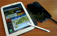 Samsung เตรียมปล่อย Galaxy Note 8.0 คาดราคาอยู่ในช่วง 7500–9000 บาท