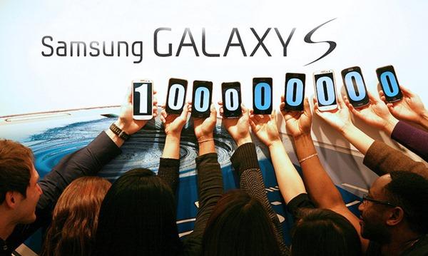 Samsung ประกาศยอดขายมือถือตระกูล Galaxy ได้ทั้งหมดครบร้อยล้านเครื่อง เฉพาะ Galaxy S III เป็นจำนวนถึง 40 ล้านเครื่อง