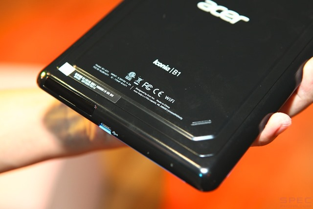 Acer ICONIA Tab B1 SP 005