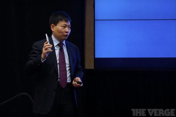 [CES 2013] ซีอีโอ Consumer ของ Huawei บอกไอเดียของ Apple หายไปกับ Steve Jobs แล้ว