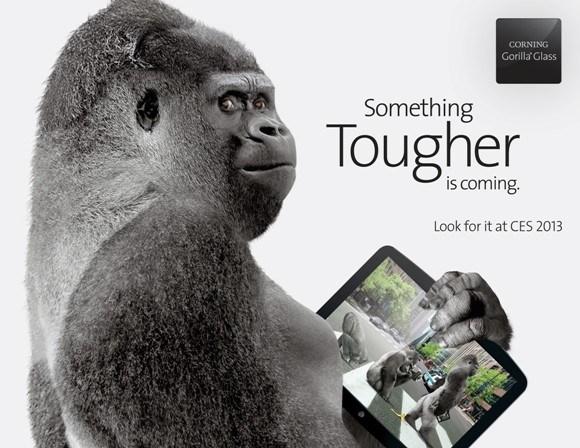 Corning เตรียมเปิดตัวกระจก Gorilla Glass 3 ในงาน CES 2013 นี้