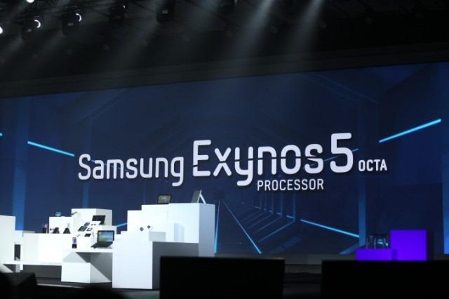 เผยรายละเอียด Samsung Exynos 5 Octa ใช้ PowerVR รุ่นสูงกว่าที่ใช้ใน Apple A6