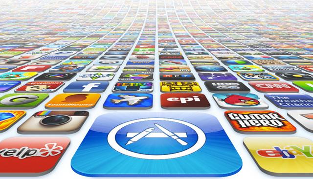 ยอดดาวน์โหลดแอพจาก iOS App Store แตะหลัก 40,000 ล้านครั้งแล้ว กว่าครึ่งเกิดในปี 2012 เพียงปีเดียว