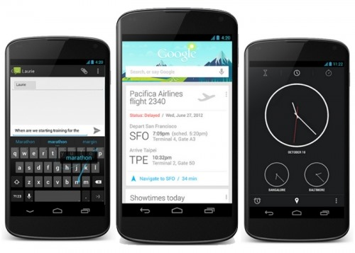 หลุดสเปค Nexus 5 และ Nexus 7.7 ผลิตโดย LG เตรียมเปิดตัวในงาน Google I/O กลางปีนี้