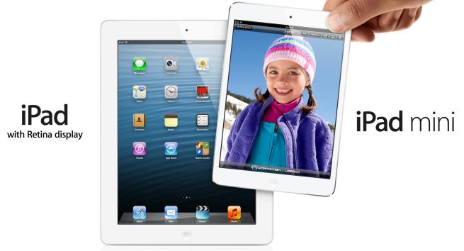 นักวิเคราะห์คาดการณ์ iPad 5 ที่บางเบาลง และ iPad mini ที่คล้ายๆของเดิม มาแน่มีนาคมนี้