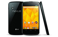 แอลจีพร้อมเผยโฉม LG Nexus 4 สู่ตลาดไทย