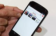 [MWC 2013] Opera โชว์เบราว์เซอร์ใหม่ที่ทำด้วย Webkit ดูน่าใช้กว่าเดิม