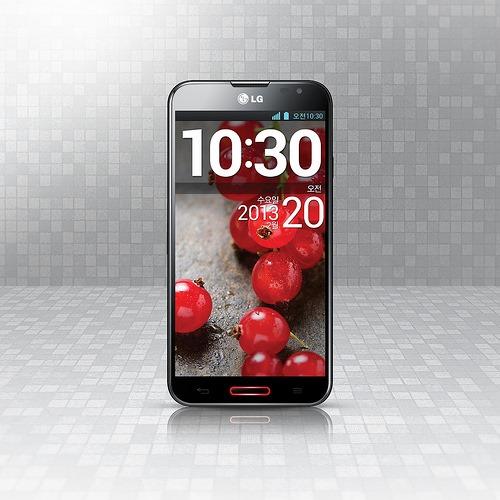LG ทำเซอร์ไพรส์ปรับซีพียูของ Optimus G Pro ด้วย Snapdragon 600 รุ่นใหม่ล่าสุดของ Qualcomm