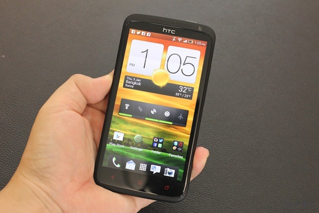 HTC One X  Review 021