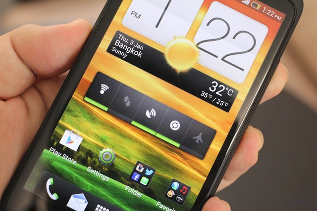 HTC One X  Review 030